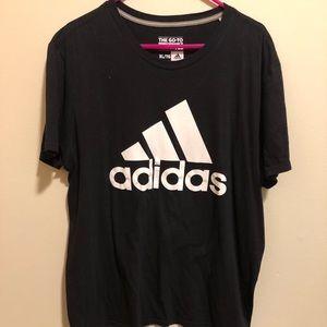 Men's XL T-shirt Adidas